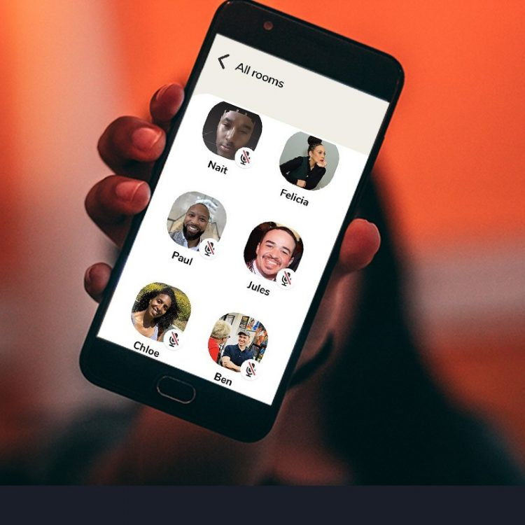 Social media - Mobile app