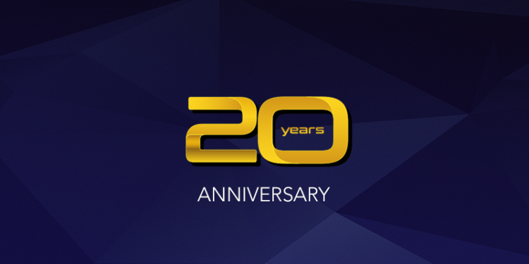 AMW Group Celebrates 20th Year Anniversary