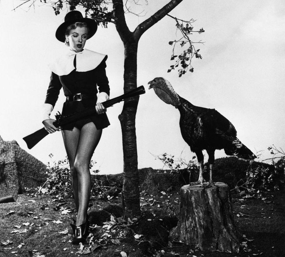 Marilyn-Monroe-Thanksgiving